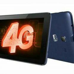 Akıllı telefon fonksiyonlu yeni 4G / LTE tablet