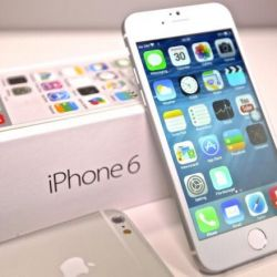 iPhone white 6 (32 GB)