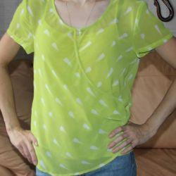 Блузка летняя mexx