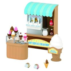 Set Sylvanian Families Ice Cream Shop