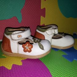 Туфли-ботиночки 11 см