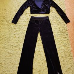 Velor suit firm Arina p.140-146