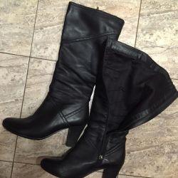Alman deri çizme