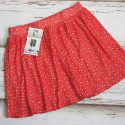 NEW Mega Stylish Pleated Skirt Zara (Spain)