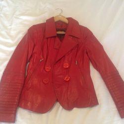 Jacket jacket genuine leather
