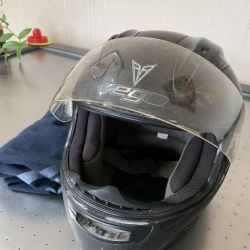 Helmet motorcycle protection
