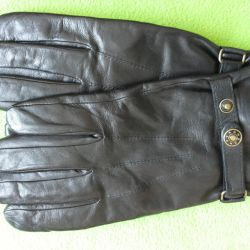 Gloves for mens leather firms TCM