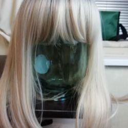 Peruca Vopsitorie Ambre, blondă.