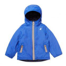 Jachetă cu două fețe K-Way