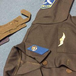 костюм військовий