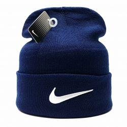Шапка Nike (т.синий) flap