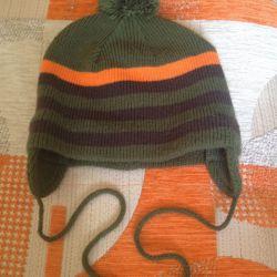 demi cap on thin fleece