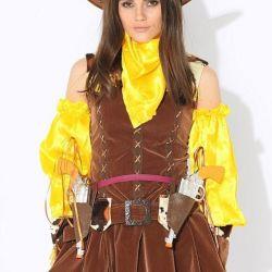 Kovboy kıyafeti (kiralık)