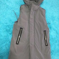 New warm vest Italy