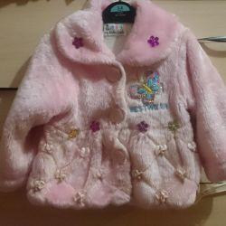I will give a fur coat.