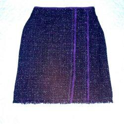 Skirt, tweed / Alen Manukyan / 44