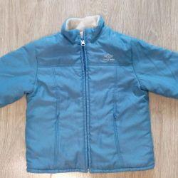 Jachetă de primăvară 3-4g