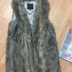 Vest fur