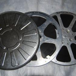 Фильмы советские на 16-мм. киноплeнке