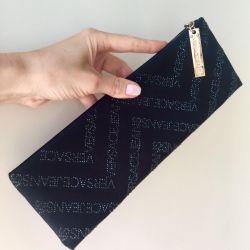 Νέο Versace Jeans (Πρωτότυπο) συμπλέκτη με Rhinestones