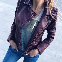 Кожаные куртки размер 42/44