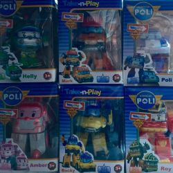 Robokar Poly Transformers