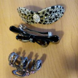 Hairpins for 50 rubles