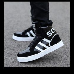 Unisex χειμωνιάτικα πάνινα παπούτσια