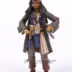 Captain Jack Sparrow 18 cm