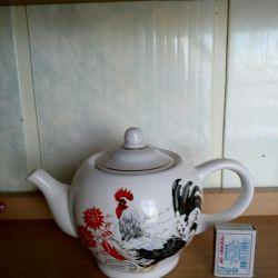 teapot 130rub.