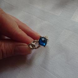 Inel - bijuterii costum, dimensiune 18