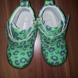 Μπότες φθινοπώρου-άνοιξης