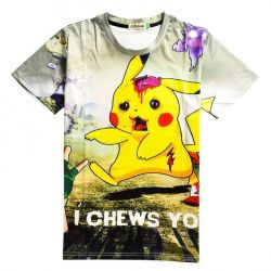 T-shirt yeni Pokemon r. 44-46