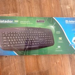 Keyboard wired