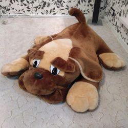 Huge dog, 120 × 100cm