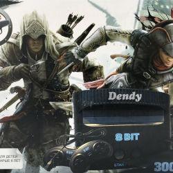 Игровая приставка dendy assassin