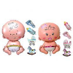 Новый набор воздушных шариков на рождение