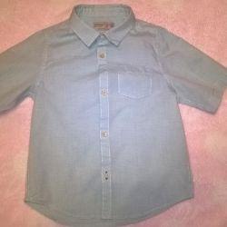 Κλασικό πουκάμισο Zara αγόρια