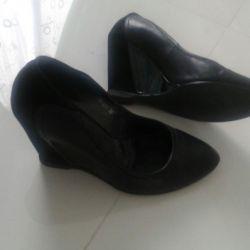 Ayakkabı satıyorum