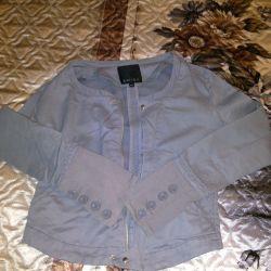Jacket cotton, used