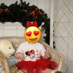 Minnie Costume Mouse