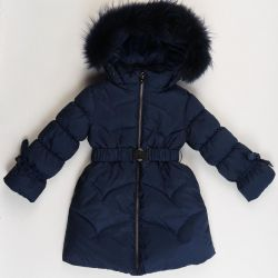 Coat with Pulka insulation