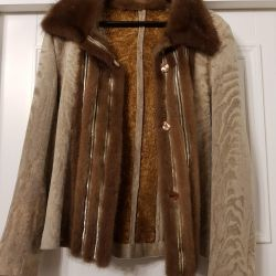 Jacket Finish Mink