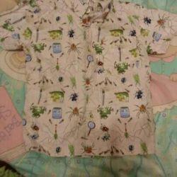 Γιώργος 2-3 πουκάμισο