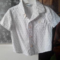 Shirt 6-12 months