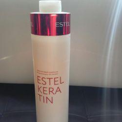 Keratin Shampoo 1000 ml.