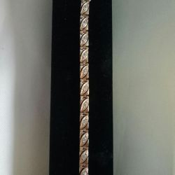 Эксклюзивный золотой браслет