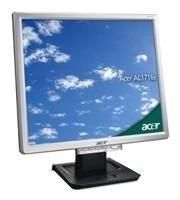 Acer al1716as monitor