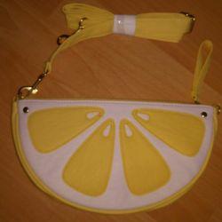 Lemon sac nou