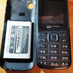 Micromax X1800 + cablu
